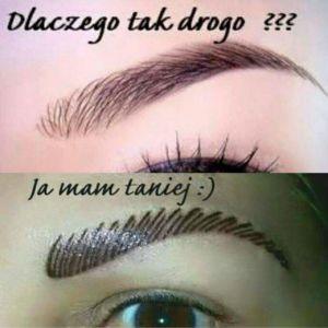 Makijaż permanentny cena