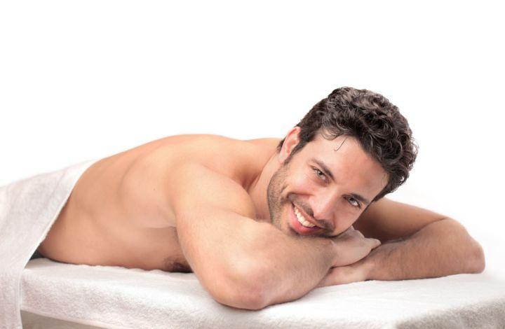 Usługa: Masaż relaksacyjny mężczyzn